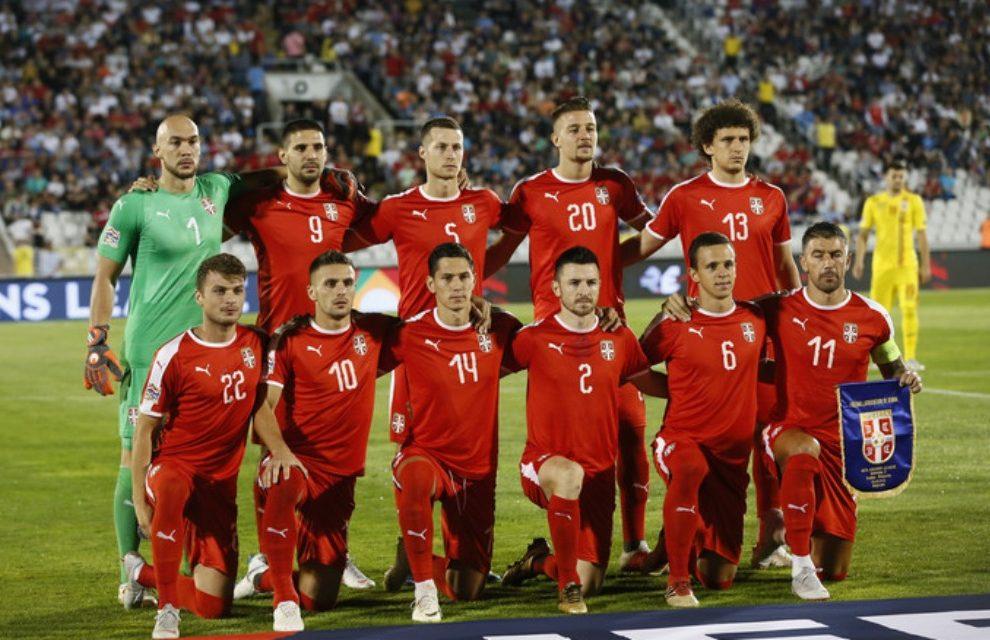 POSLE IZOSTANKA MATIĆA I KOLAROVA Evo ko će biti kapiten Srbije protiv Crne Gore i Rumunije