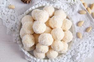 Kao kupovne, ali bez šećera: Rafaelo kuglice, nikad zdravije