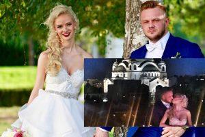 Ludi za Srbijom! Norvežani se venčali u Beogradu