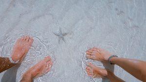 Prirodna ulja za meka stopala