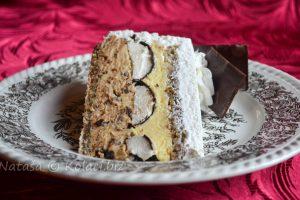 Munchmallow torta