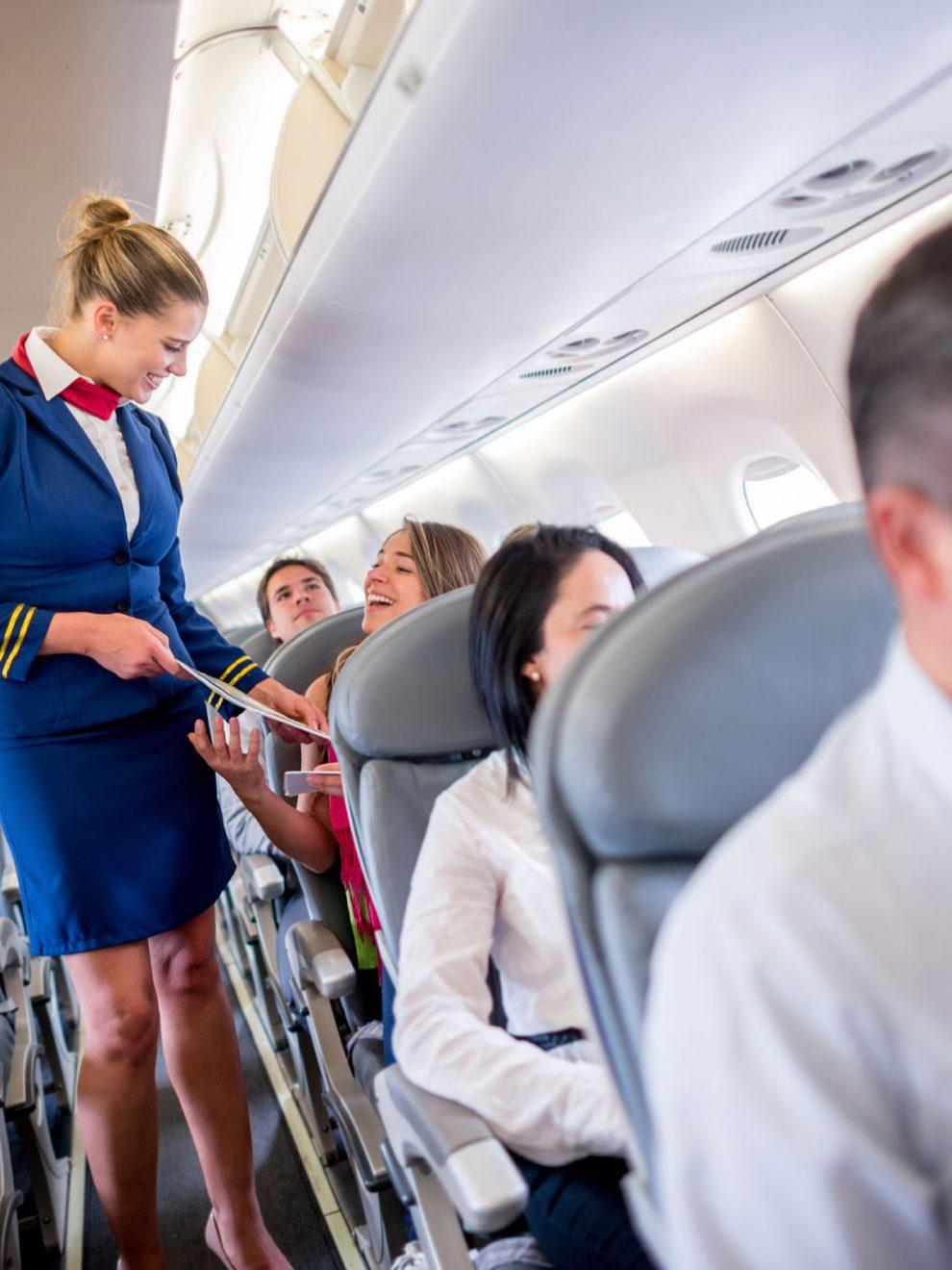OStjuardese otkrivaju šest načina da dobijete bolju uslugu u avionu