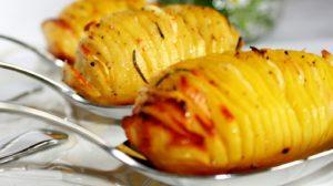 Krompir lepeza sa maslacem