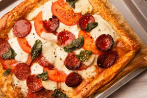 Brza lisnata pica po receptu Džejmi Olivera