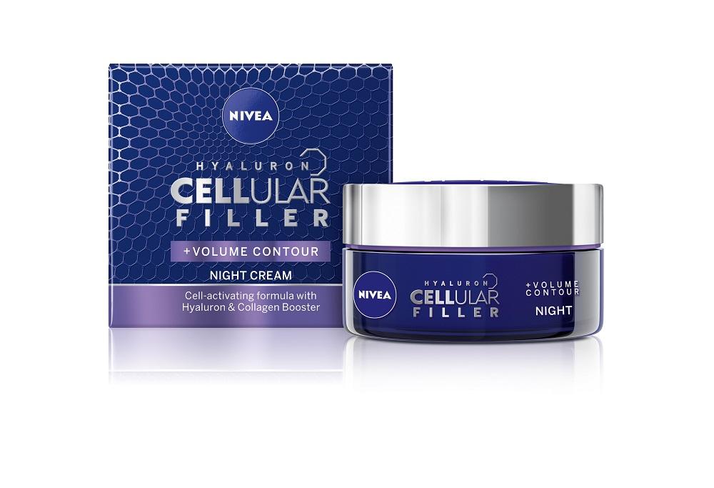 NOVO: NIVEA Hyaluron Cellular Fillerlinija