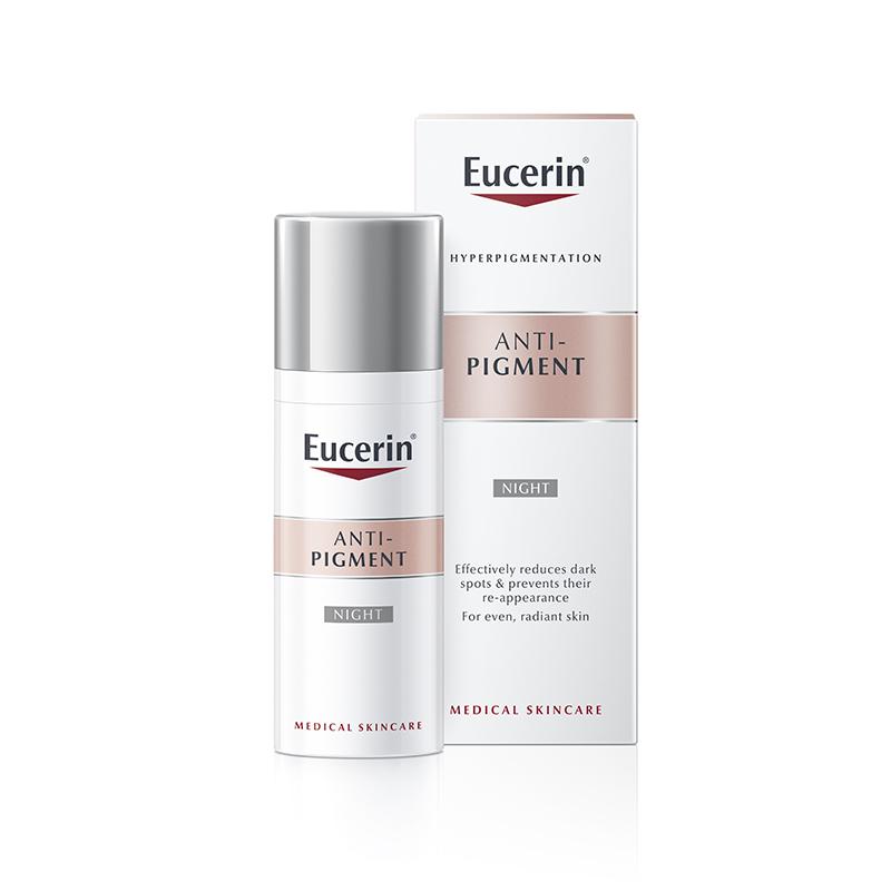 Odgovor koji ste čekali: Eucerin® Anti-pigment linija SAMOPOUZDANJE KOJE SE VIDI NA VAŠOJ KOŽI