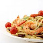 RECEPT DANA: Testenina u sosu od škampi