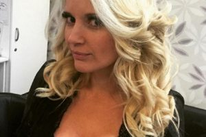 Maja Nikolić u jutarnjem programu nije mogla da obuzda svoje grudi