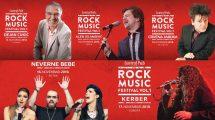 "Rok legende od večeras nastupaju na prvom ""Rock music festivalu"""