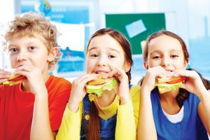 Neobične ideje za obrok školarca