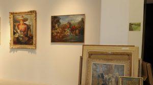 Izložba slika Marka Čelebonovića u Galeriji SANU