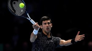 Novak pregazio Iznera i krenuo na trofej u Londonu