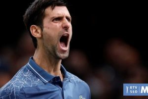 Novak izgubio u finalu Mastersa u Parizu.