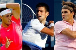 Novak je toliko daleko prvi na ATP listi, tako da Nadal i Federer ga ne mogu stići do leta