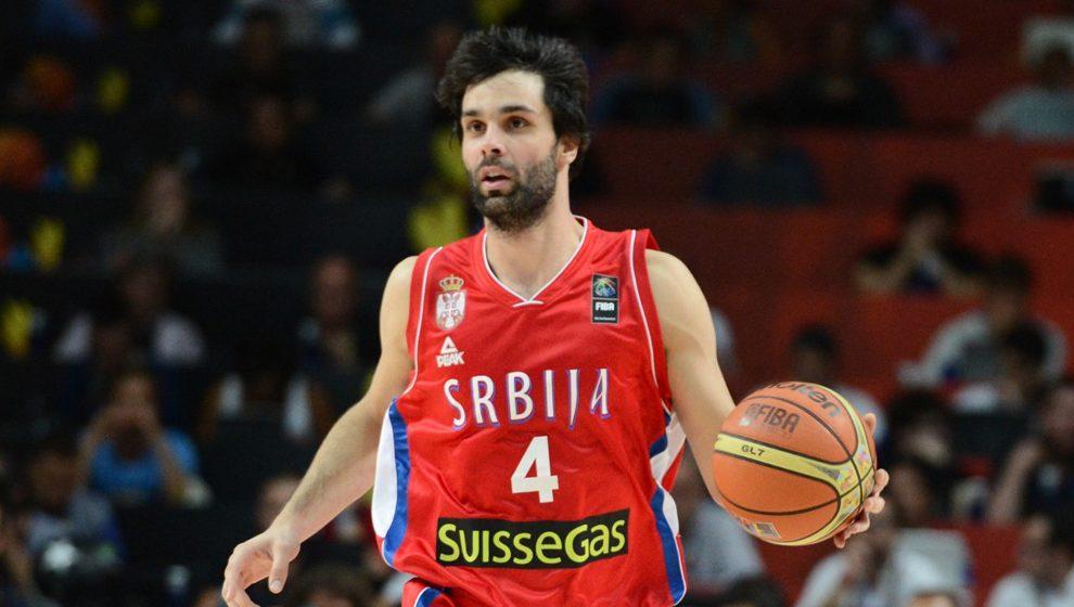 Srpski košarkaš postao otac FOTO