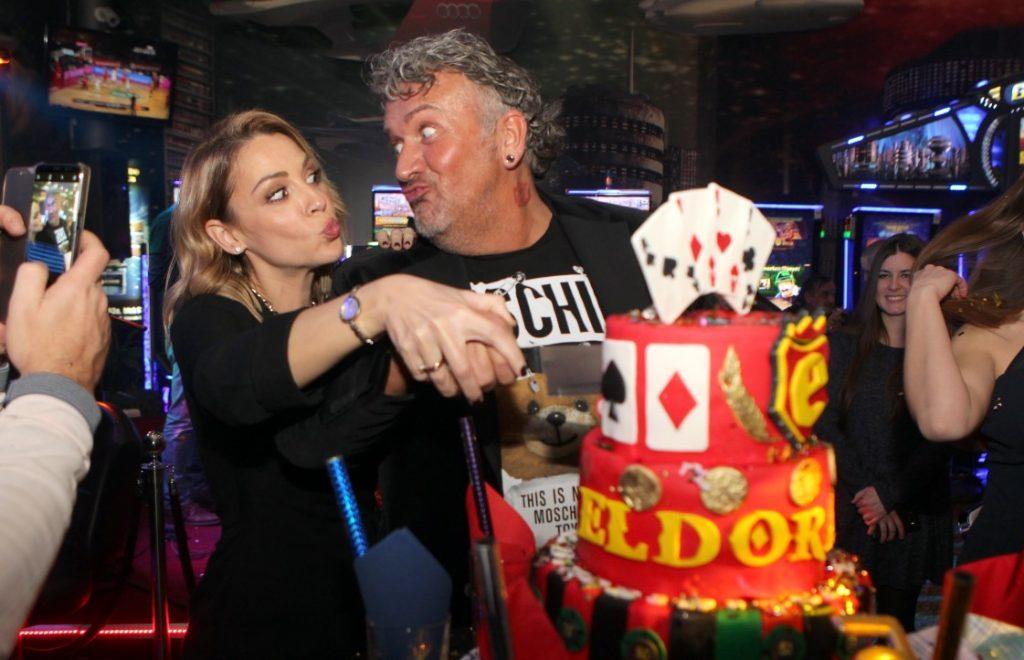 Glumački tandem oduševio na proslavi Eldorada!