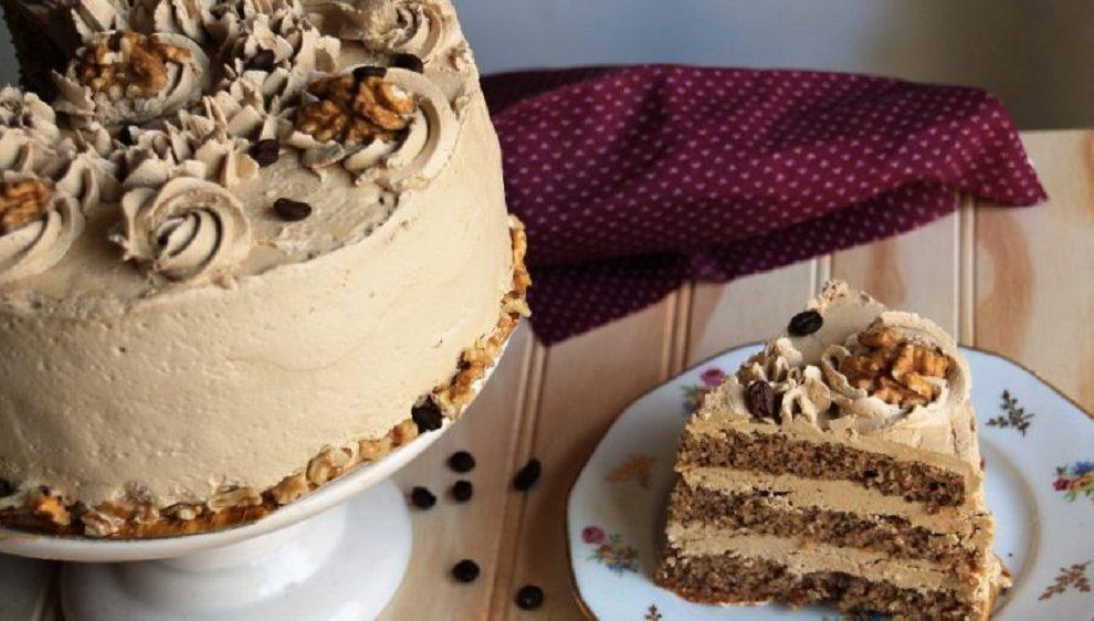 Preukusnom Moka tortom zasladite praznike