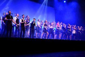Ovacije za Perpetuum Jazzile sinoć u Sava Centru!