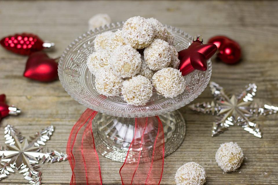 Napravićete ih začas: Posne punjene bombice sa kokosom