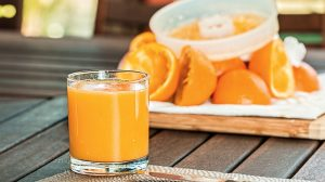 Sok od pomorandže smanjuje rizik od demencije