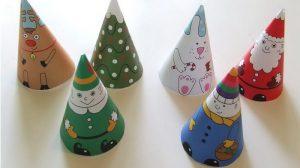 Jednostavno i brzo napravite kapice za rođendane i novogodišnje praznike