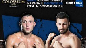 Koloseum turnir: najveće kik-boks takmičenje uživo iz Temišvara