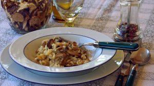 Recept dana: Rižoto sa pečurkama i kobasicama
