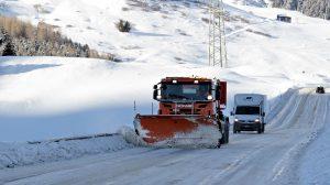 Na put ne kretati bez zimske opreme