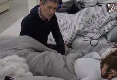 Perverznjak iz Zadruge: Mića uhvatio Draganu za zadnjicu pod izgovorom da je masira!