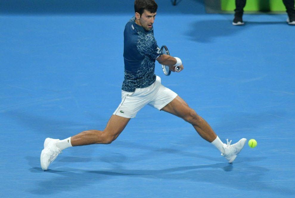NEVIĐENO !!! Novak Đoković po prvi put igrao protiv samo sebe