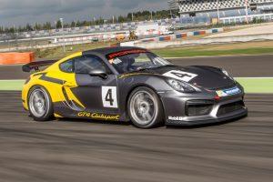 Za entuzijaste i prave trkače-novi Porsche Cayman 718 Clubsport
