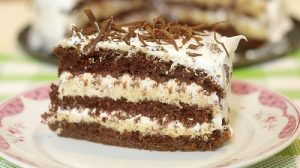 Za 15 minuta, napravite čoko moko plazma tortu, koja se topi u ustima