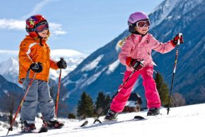 Da vaše dete počne da skija, ovo je pravo vreme