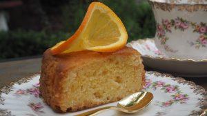 POSLASTICA DANA: Kolač sa mandarinama