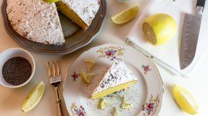 Pravo nedeljno slatko osveženje: Kolač sa limunom i jogurtom