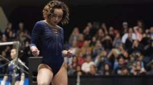 Čista desetka – gimnastičarkin nastup skupio 60 miliona pregleda (VIDEO)