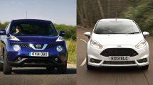 Odgovor na Nisanov model JUKE, stigao je iz Forda-nova Fiesta SUV
