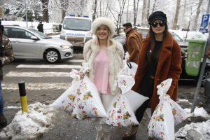 """Kija i Milica posetile mališane na Institutu za Onkologiju: """"Zadivljne smo njihovom hrabrošću"""""""