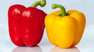 Paprika i hrana i lek