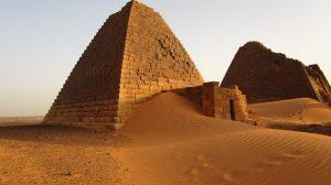 Sudan, piramide, Egipat, putovanja, turizam