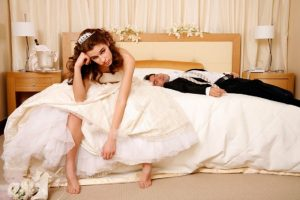 Napravila životu grešku što se čuvala za prvu bračnu noć. Shvatila tek kada se je on skinuo