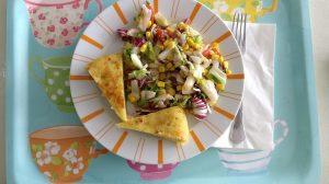 Recept dana: Salata od kukuruza i kikirikija