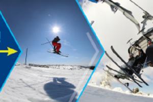 Poptisivanje Ugovora o saradnji između Skijališta Srbije i Skijališta Crne Gore, 21. februar, 12 časova, Sajam turizma, Beograd