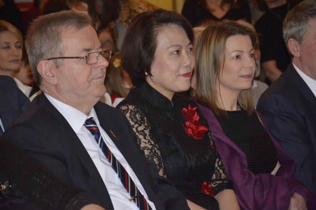 NR Kina, kineska ambasadorka, Dan internacionalne kuhinje