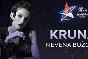 Poslušajte novu verziju pesme srpske predstavnice na Evroviziji