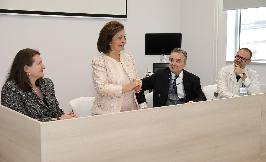 PRINCEZA KATARINA URUČILA ULTRAZVUČNU OPREMU VREDNU 73.000 EVRA INSTITUTU ZA ONKOLOGIJU I RADIOLOGIJU SRBIJE