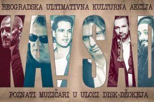 BUKA ! Beogradska ultimativna kulturna akcija uskoro počinje