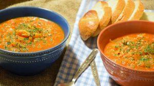 Uz pomoć puno povrća, napravite ukusnu kupus čorbu