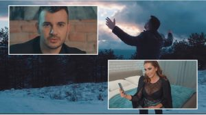 Miloš Brkić novom pesmom otopio sneg i led! (VIDEO)
