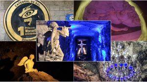 Predstavljamo arhitektonski biser Kolumbije na dnu rudnika soli: Catedral de Sal